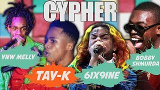 2019 XXL Cypher except it's all the rappers who are in jail