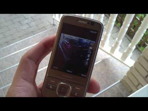 Nokia 6710 Navigator Zoom Problem