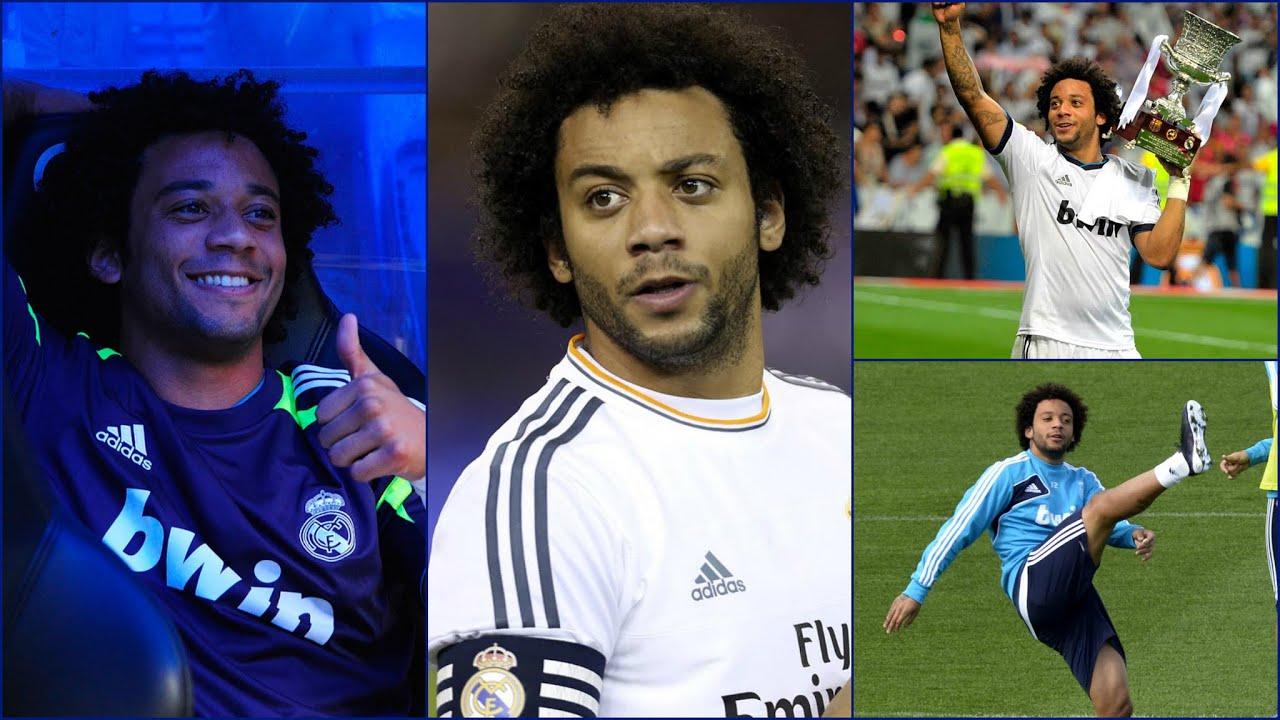 Приколы Марсело на тренировках Реал Мадрид (Fanny Football)
