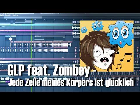 GermanLetsPlay feat. Zombey - Jede Zelle meines Körpers ist glücklich (by OliverMusik)