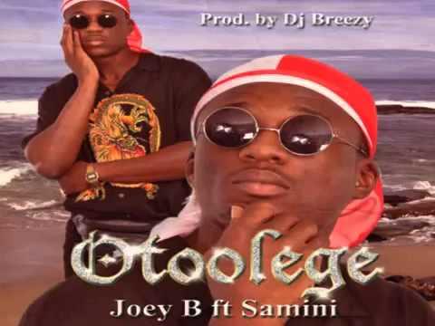 Joey B – Otoolege ft. Samini (Audio Slide)