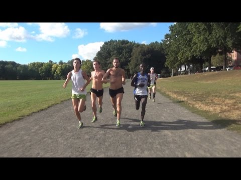 Workout Wednesday: No. 8 Iona Men Tempo Run