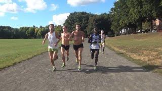 Workout Wednesday: No. 8 Iona Men Tempo Run