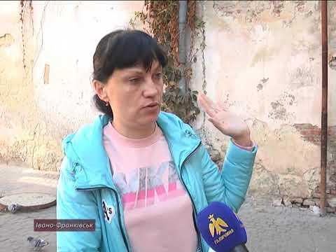 В Івано-Франківську продовжує руйнуватись пам'ятка архітектури