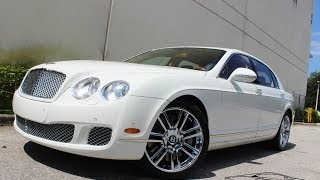 2010 Bentley Continental Flying Spur: Virtual Test Drive