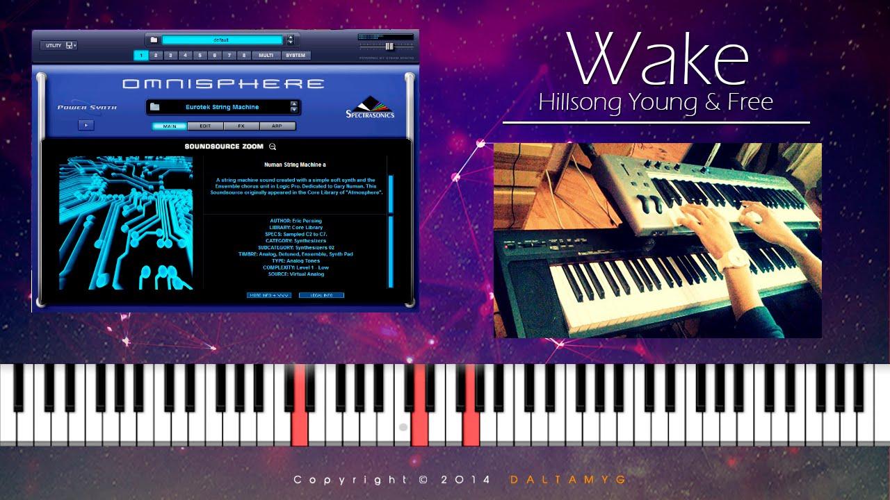 Vives En Mí ( Wake - Hillsong Y&F) Spectrasonics Omnisphere