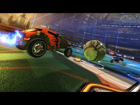 Rocket League Autumn Update Stream (YouTube and Twitch)