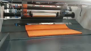 Gambar cover Otomatik Streç Sarma Makinası - 70 sn'de 3 Adet 300m Sarım