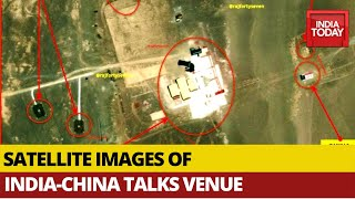 Satellite Images Of The Meeting Point Of India-China Border Talks | Newstrack
