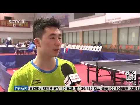 Interview with Cui Qinglei in 2017 Asian Championships (Eng Sub) -- CCTV5 News