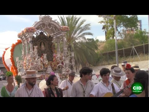 Rocío 2019 - Rocío De Sevilla En San Juan De Aznalfarache (Mejores Momentos)