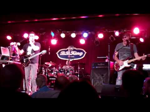 Spock's Beard - The Healing Colors Of Sound, BB King's NYC 10/27/14