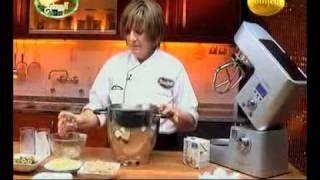 كيكة مالحة بالزيتون و الجبنة