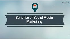 Top 10 Benefits Of Social Media Marketing
