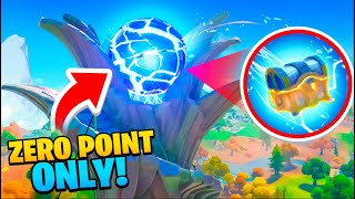 Zero Point loot ONLY Challenge!