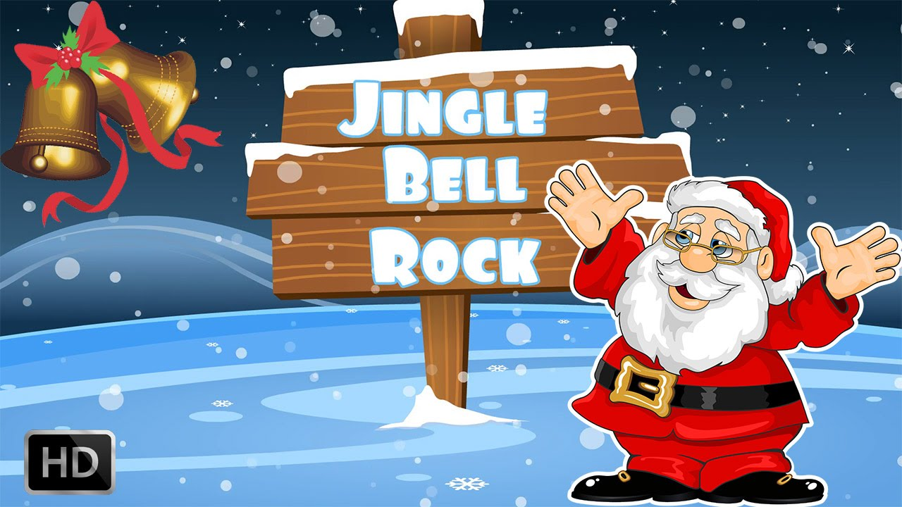 Jingle Bell Rock - Popular Christmas Carols with Lyrics - Top ...