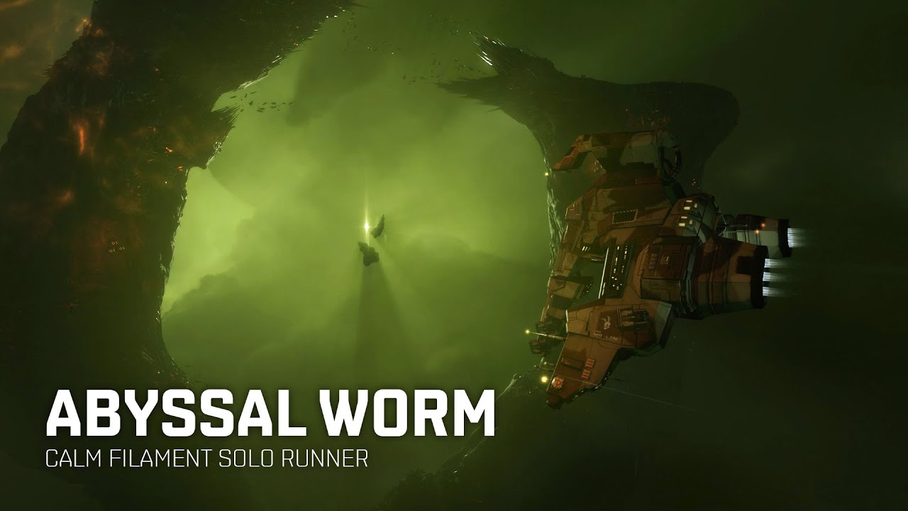 Calm Abyssal solo frigate – Who needs a fleet when you can Worm it