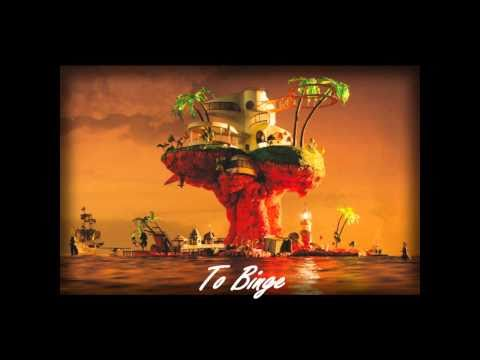 GoRiLLaZ - To Binge (Lyrics)