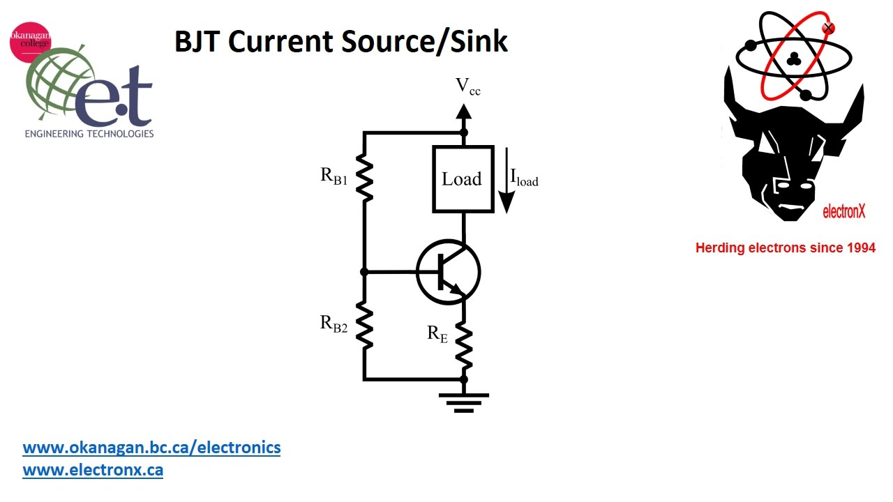 bjt constant current driver