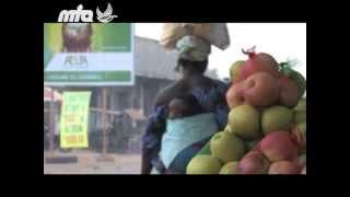 Trailer Humanity First Deutschland Peace Africa Benin - Jalsa Salana 2012 Germany