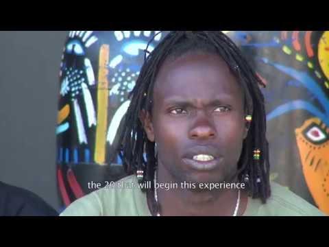Dream Builders-Fekat Circus, Slum Drummers-ENG Subtitles