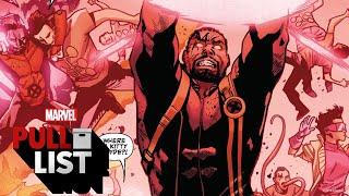 Titanic Team Ups! UNCANNY X-MEN #1, AVENGERS #10, and more! | Marvel's Pull List