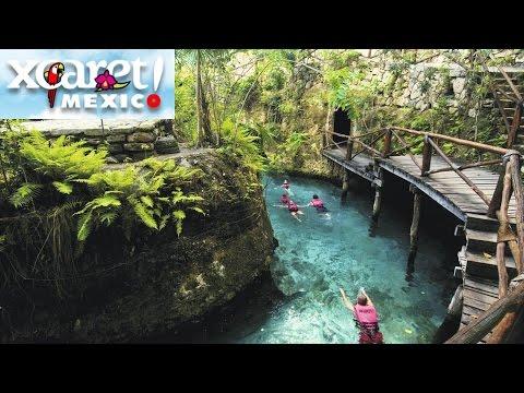 Xcaret Park Best Attraction