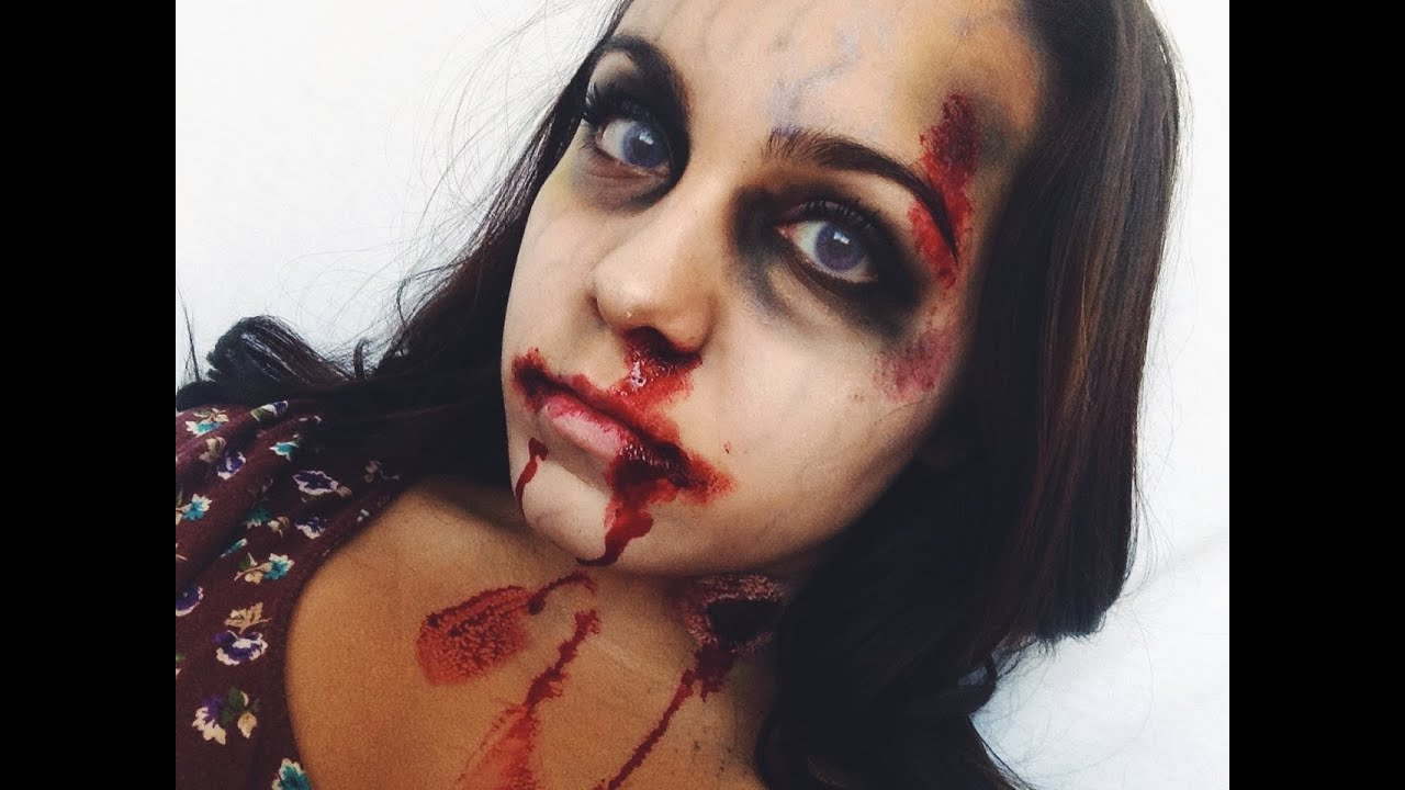 100+ [ Halloween Makeup Ideas Youtube ] | Easy And Scary Halloween ...