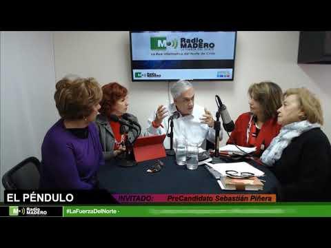 EL PÉNDULO - PreCandidato Sebastian Piñera (PROGRAMA COMPLETO)