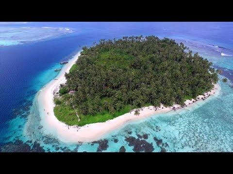 Banyak Islands in Aceh Singkil Regency, Aceh Province - Indonesia