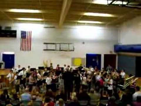 Mt View Middle School Beginning Band Let S Go Band Youtube