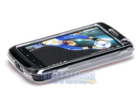 For HTC Blackstone HTC Touch HD T8282 Protective Crystal Case