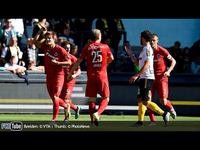 2015-2016 - Jupiler Pro League - 09. Sporting Lokeren - Club Brugge 0-1