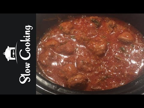 The Slow Cooker Meatball Stew That Everyone Will Love