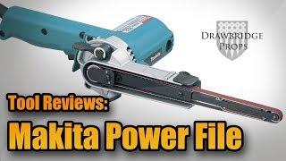 """Makita Power File Review - Makita Power File 9032 3/8"""" x 21"""""""
