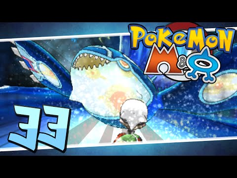 Pokémon Alpha Sapphire - Episode 33 | Primal Kyogre!
