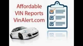 Car Vin Number - Search Car Vin Numbers FREE