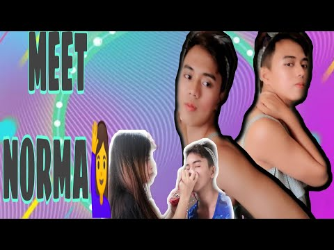 MAKE HIM INTO HER CHALLENGE| MISS PHILIPPINES NORMA🙋