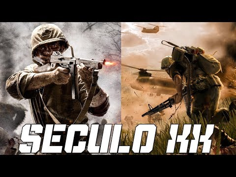 As Guerras do Século 20 em 10 minutos