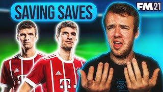 I Try to Save Your Save: Two Raumdeuters?!?