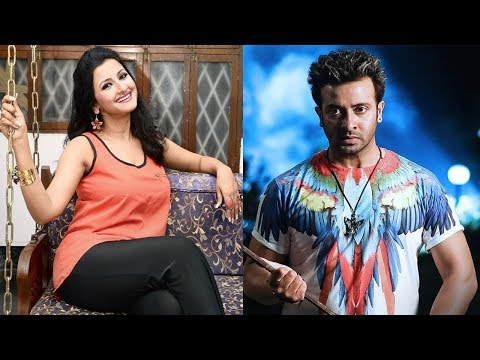 শাকিব খান কে নিয়ে একি বললেন রচনা ব্যানার্জি !! Rachana Banerjee With Shakib Khan