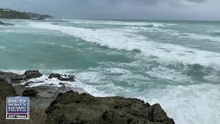 Http://bernews.com | bermuda weather as hurricane paulette approaches bermuda, sept 13 2020----------------------------------------------------------------...