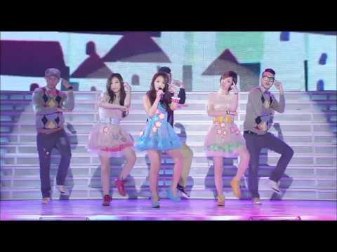 111007 Kim Yeo Hee-Half @MTV The Show