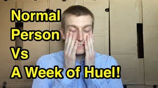 "My Week of Huel (A ""Normal Person"