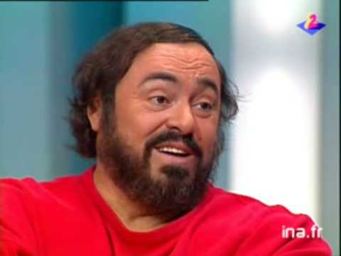 Interview with Luciano Pavarotti (1992)