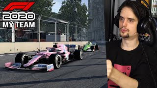 INTENSE SNELHEDEN IN AZERBAIJAN - F1 2020 My Team #8