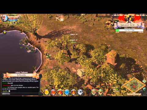 Finding a 8.3 whale - Albion Online PvP