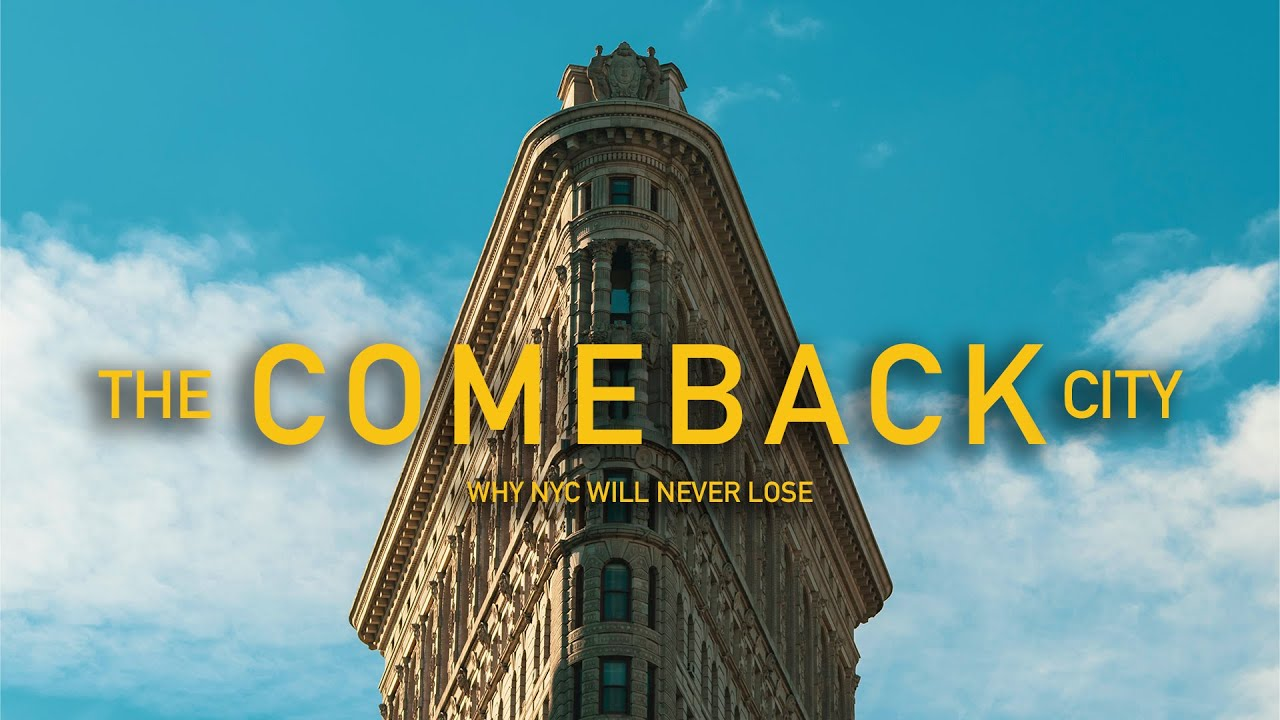 The Comeback City Why New York