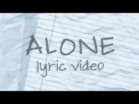Yaniza - Alone (Official Lyric Video)