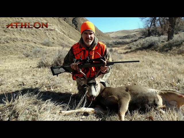 Ares BTR Rifle Scope Testimony from Jay Bullins in Montana